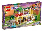 41379 Ресторан Хартлейк Сити Lego Friends